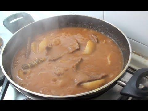 Filetes de ternera con peras youtube for Cocinar filetes de ternera