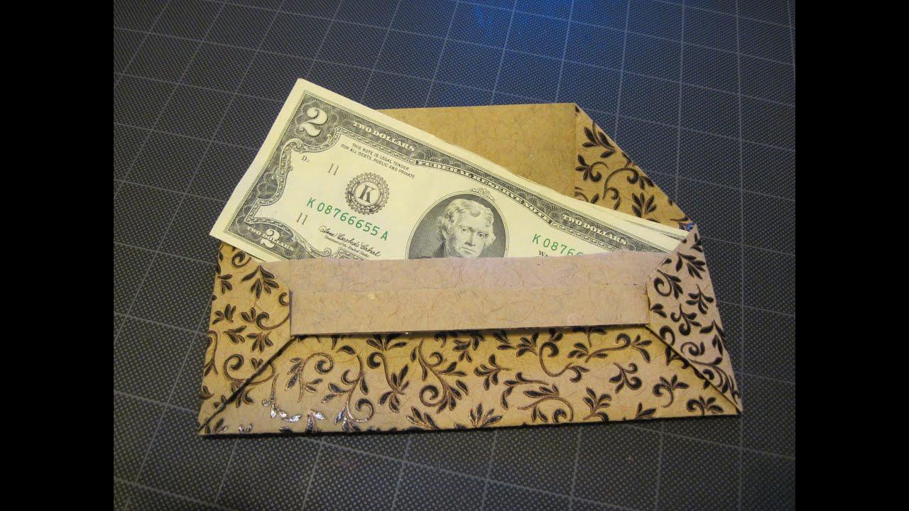 Origami Money Gift Envelope – Comot