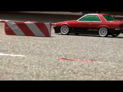 RC Drifting Counter Steer HB Cyclone TC WCE