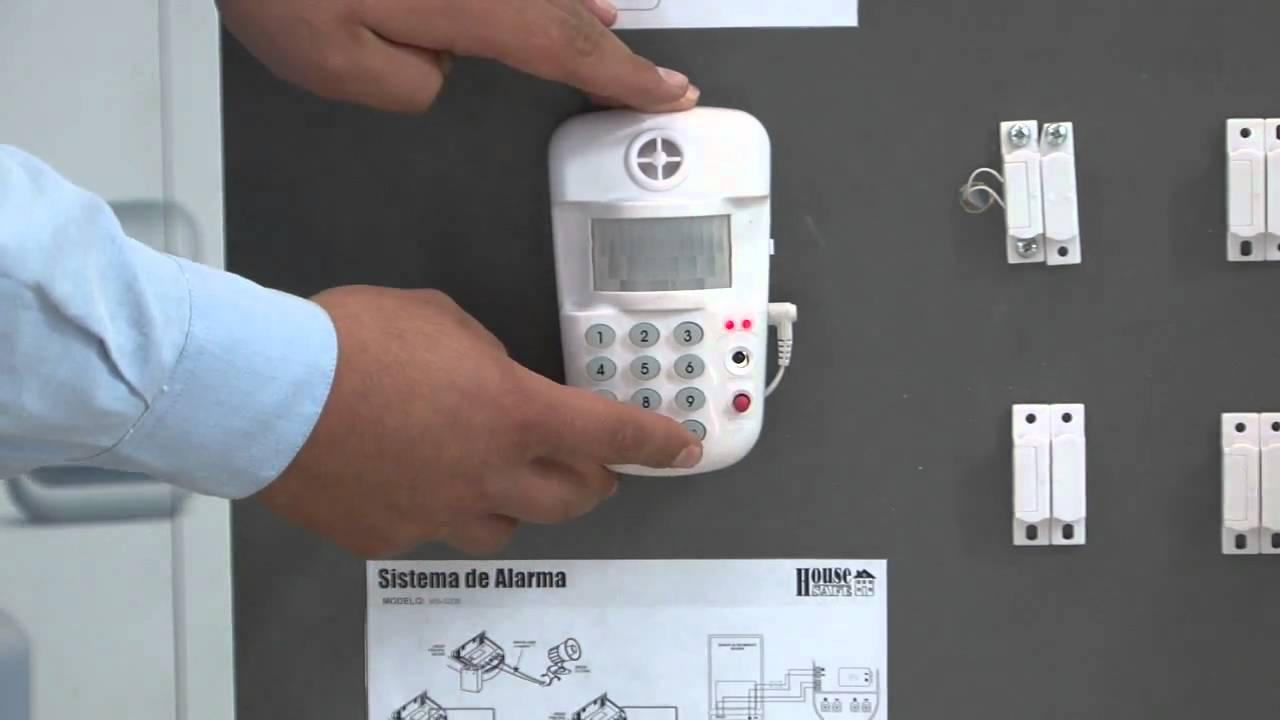 Ms 5200 sistema de youtube - Sistemas de alarma ...