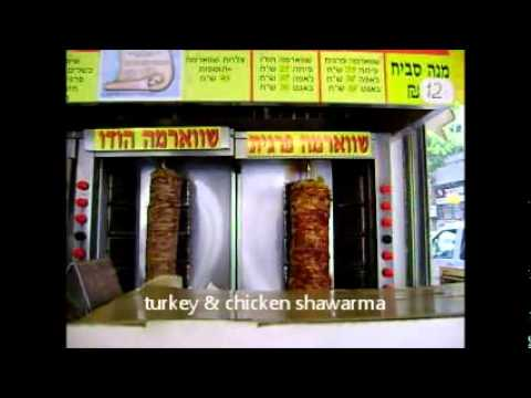 Buying Falafel