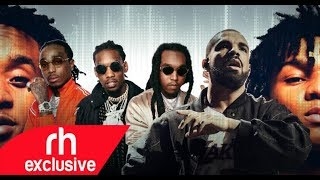 HOT 2019 HIPHOP /TRAP MIX - DJ YOBRA 2FT DRAKE MIGOS,CARDI,NICKI MINAJ,TRAVIS SCOT (RH EXCLUSIVE)