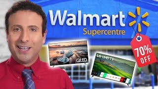 HUGE WALMART BLACK FRIDAY 2019 TV SALE (24 HOURS ONLY!)