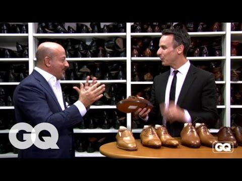 GQ Rules Season 2: What Brown? - Men's Style & Fashion Tips - GQ Rules