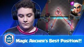 AHQ SB'S MAGIC ARCHER VALUE IS OFF THE CHART! | ahq SB vs Jin TV | CRL Asia
