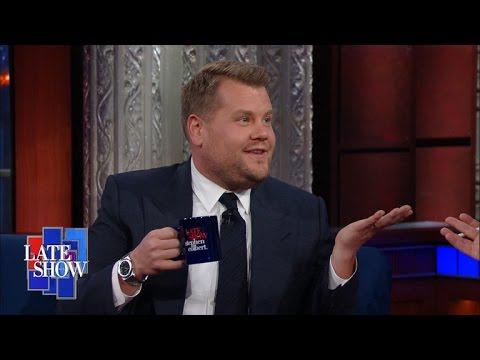 James Corden Explains The Original Idea Behind Carpool Karaoke