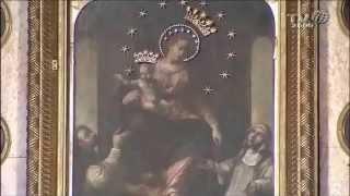 Santo Rosario dal Santuario di Pompei, misteri gaudiosi