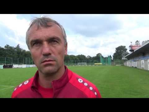 Karel Podhajský hodnotí poslední utkání v letní přípravě