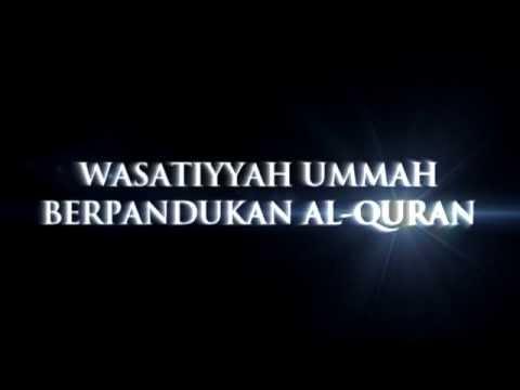 Khairan - Wasatiyyah Ummah Berpandukan Al-quran video