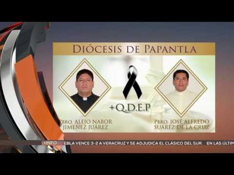 Identifican al asesino de sacerdotes