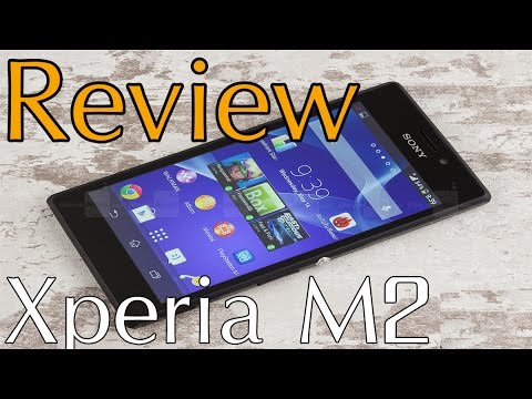 Review Smartphone Sony Xperia M2 4G LTE (Portugues - BR)