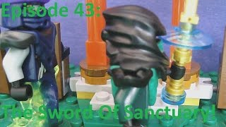 LEGO Ninjago Time Of The Cursed Episode 43-The Sword Of Sanctuary!