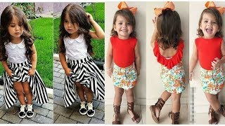 Latest Indo Western Dresses For Kids // 2017