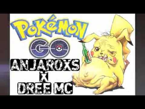 DREE MC FT ANJAR OX'S - POKEMON GO (OFFICIAL LYRIC AUDIO)