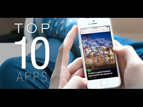 Las 10 de Aplicaciones para iPhone