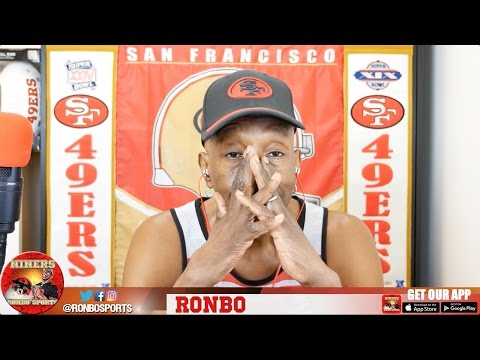 Ronbo Sports In Yo Face, At Yo Place Watching The Game! 49ers VS Cowboys 2016 Week 4 NFL