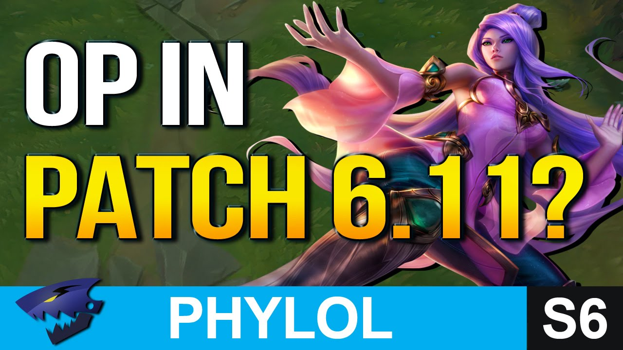 NEW STRONGEST CHAMPS in Patch 6.11 & Who to watch out for (League of Legends)