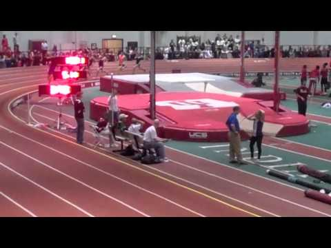 Men's Invitational Mile - Andy Bayer CL 3:58.23