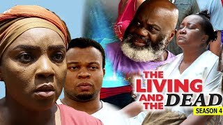 The Living And The Dead Season 4 - 2018 Latest Nigerian Nollywood Movie Full HD | Watch Now