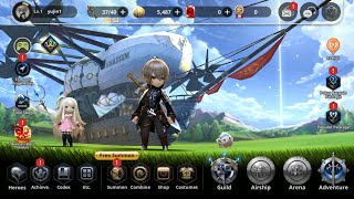 New action RPG game for android | Destiny Knights HD |  action Rpg game for android | size 430 mb