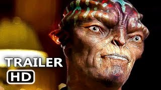 MEN IN BLACK 4: INTERNATIONAL Official Trailer # 2 (2019) Chris Hemsworth, MIB4 Movie HD