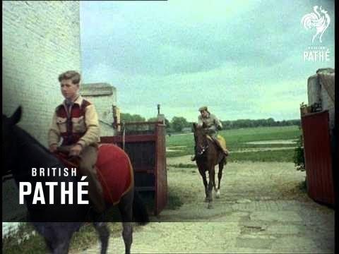 Apprentice Jockeys (1957)