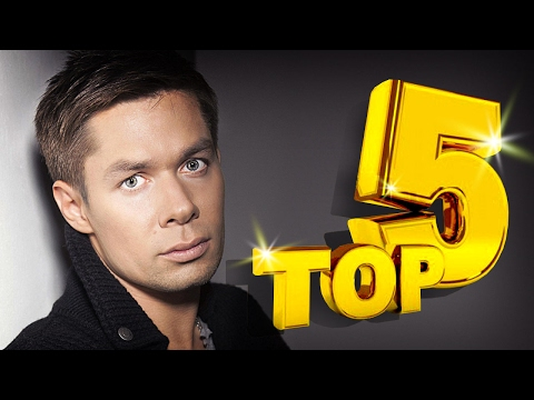 Стас Пьеха  -  TOP 5   2017
