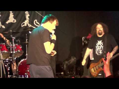 Napalm Death - Live at Opera 14.04.2017