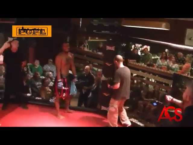 ACSLIVE.TV Presents PCFL Oct 11th Marcus Maulding Vs Ward Walling