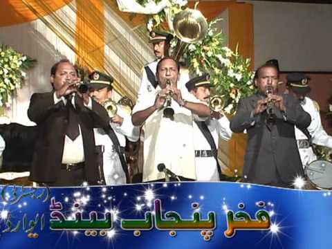 Fakhar e Punjab Band (Chandni Ratain) trbut to Kh Khurseed anwar...