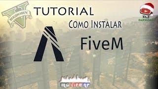 TUTORIAL COMO INSTALAR - FIVEM (fivereborn) 2018
