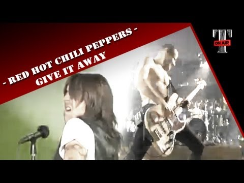 "Red Hot Chili Peppers ""Give It Away"" ( Live TARATATA - Avr. 2006)"