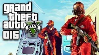 GTA 5 (GTA V) [HD+] #015 - Juwelenraub: Ziehen wir's durch! ★ Let's Play GTA 5 (GTA V)