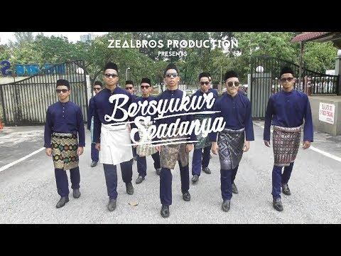 Download ZEALBROS Bersyukur Seadanya | Hael Husaini Parody MV Mp4 baru