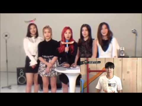 btsvelvet | Red Velvet reaction to BTS J-Hope dancing to Ice Cream Cake