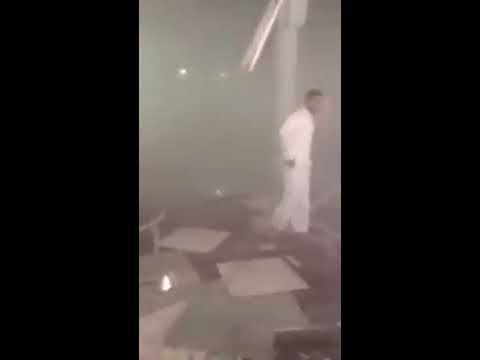 Bomb blast in dammam masjid