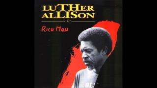 Video Luther Allison - Love is Free