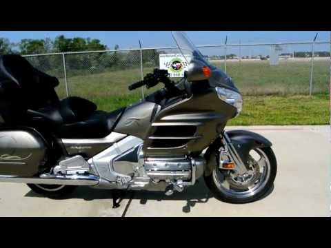 2008 Honda GL1800 1800 Goldwing Overview Review Walk Around