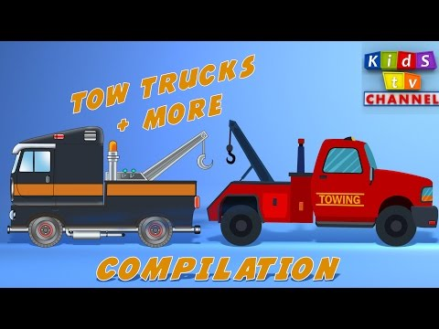 Tow Truck Compilation of Tow trucks