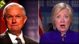 BREAKING: SESSIONS JUST UNLOADED HUGE ON HILLARY WHAT HE DID COULD SPELL THE END OF HER CRIME FAMILY