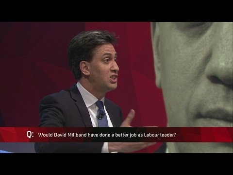 Ed Miliband asked if his brother would do a better job