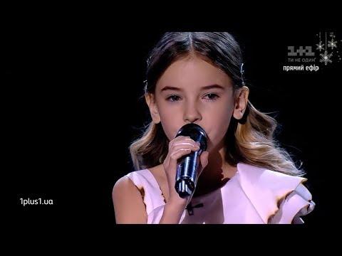 "Данэлия Тулешова ""Не твоя війна"" – финал – Голос. Дети 4 сезон"