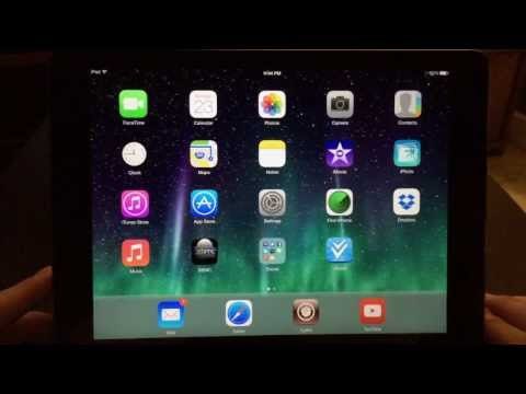 HOW TO INSTALL CRACKED APPS ON iOS 7.1.2 - 7.0 - for iPhone-5S. iPad-Air. iPad-mini 2.1