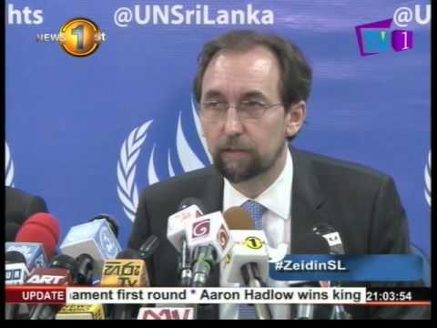 Sri Lanka still in the early stages of renewal: UN Human Rights Chief