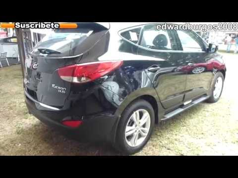 hyundai Tucson iX35 2013 al 2014 video colombia