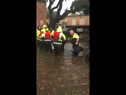 HPD Officers Perform Water Rescue | Houston Police Department