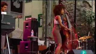 Esperanza Spalding 34 She Got To You 34 Live In San Sebastian July 23 2009 2 9