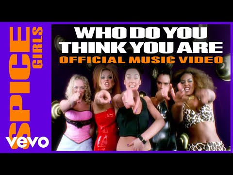 Spice Girls - Who Do You Think You Are klip izle