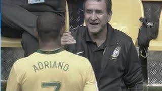 Jogo Falado (Leitura Labial) - Brasil x Gana - 2006