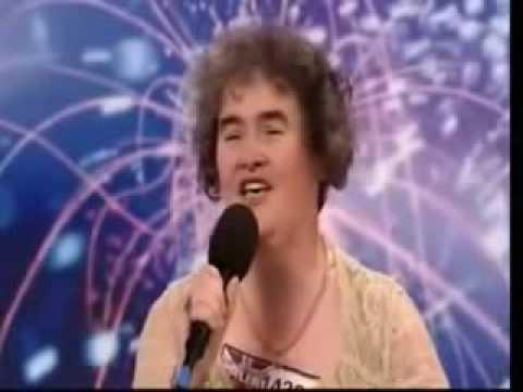 Britains Got Talent 2009 - Susan Boyle 47 Year Old Singer